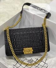 Chanel Female Bag Black | Bags for sale in Lagos State, Ikeja