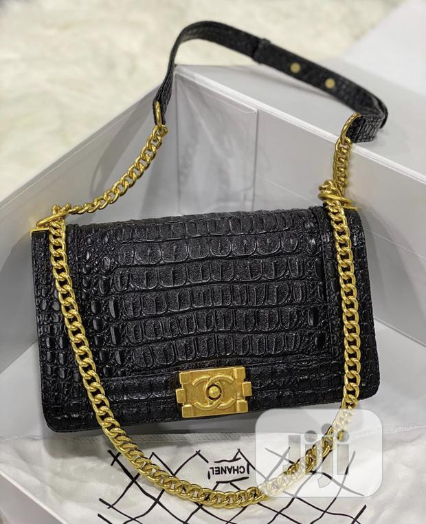 Chanel Female Bag Black