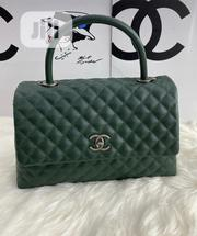 Chanel Female Bag Green | Bags for sale in Lagos State, Ikeja