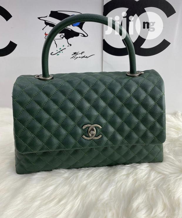 Chanel Female Bag Green