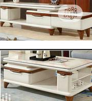 New Smart Tv Stand Center Table Set | TV & DVD Equipment for sale in Lagos State, Ajah