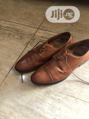 Size 43 Brown Italian Leather Shoe. | Shoes for sale in Abuja (FCT) State, Gwarinpa