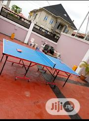 Quality Table Tennis Board With Complete Accessories | Sports Equipment for sale in Lagos State, Surulere