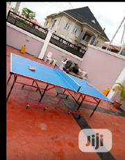 Durable Table Tennis Board With Bats Eggs Standard Quality   Sports Equipment for sale in Lagos State, Ikoyi