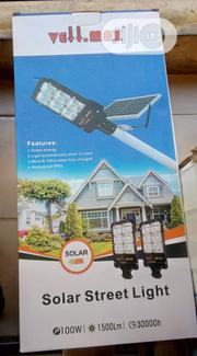 100w All In One Solar Street Light | Solar Energy for sale in Lagos State, Amuwo-Odofin