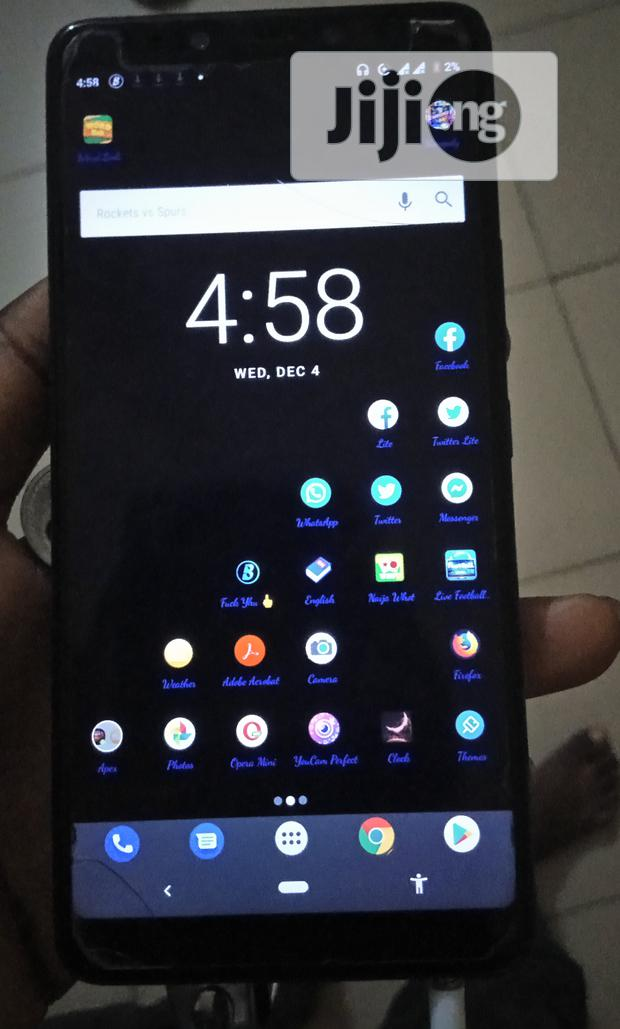 Archive: Infinix Note 5 32 GB Blue