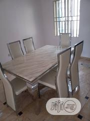 Per Excellent Marble Top Dining Table | Furniture for sale in Lagos State, Yaba