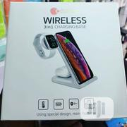 Coteetci WS-18 Wireless 3 In 1 Charger Stand | Accessories for Mobile Phones & Tablets for sale in Lagos State, Ikeja