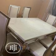 Peculiar Marble Top Dining Table | Furniture for sale in Lagos State, Yaba