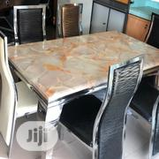 Super Good Marble Top Dining Table | Furniture for sale in Lagos State, Yaba