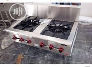 Industrial Gas Cooker Heavy-Duty | Restaurant & Catering Equipment for sale in Lagos State, Ojo