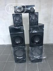 New LG 2300W Dual Sub-Woofer AUD-ARX10 DJ Home Theater Bluetooth | Audio & Music Equipment for sale in Lagos State, Ojo