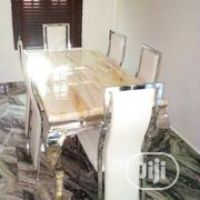Classic Marble Dining Table. | Furniture for sale in Oyo State, Egbeda