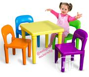 Baby Table And Chairs | Children's Furniture for sale in Lagos State, Ajah