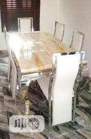 Durable Dining Table by Six Seater . | Furniture for sale in Oyo State, Ibadan South West