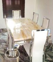 High Quality Dining Table by Six Seater | Furniture for sale in Oyo State, Ibarapa Central