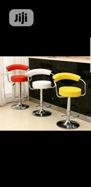 Stainless & Leather Bar Stools | Furniture for sale in Rivers State, Port-Harcourt
