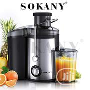 Sokany Electric Juice Blender | Kitchen Appliances for sale in Lagos State, Surulere