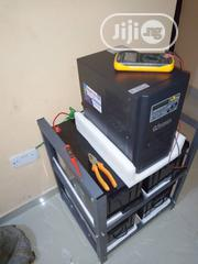 48v 5kva 4 Batteries 250watts Monocrystal Solar Panel | Solar Energy for sale in Lagos State, Ajah