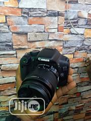 CANON E0S (550D) With 18 to 55mm Lens | Accessories & Supplies for Electronics for sale in Lagos State, Ojo