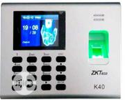 ZK Teco Zkteco K40 Fingerprint Time And Attendance / Access Control | Safety Equipment for sale in Lagos State, Ikeja