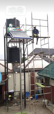 100liters Solar Water Heater Installation | Solar Energy for sale in Lagos State, Lekki Phase 1