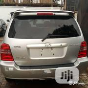 Toyota Highlander 2001 Silver | Cars for sale in Oyo State, Ibadan North