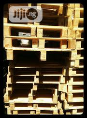 Standard Wood Size Pallets | Building Materials for sale in Lagos State, Agege