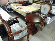 Console Chairs With Coffee Table Set | Furniture for sale in Lagos State, Ojo