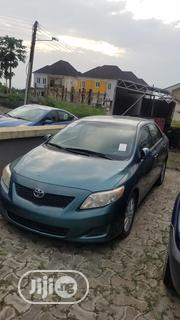 Toyota Corolla 2009 Green   Cars for sale in Lagos State, Ajah