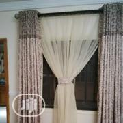 Jarquard Curtain | Home Accessories for sale in Lagos State, Ojo