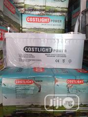 12v 200h Costlight Power Battery | Electrical Equipments for sale in Lagos State, Ojo