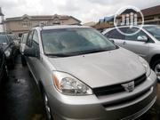 Toyota Sienna XLE 2005 Silver | Cars for sale in Edo State, Ikpoba-Okha