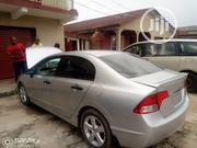 Honda Civic 2008 Silver | Cars for sale in Lagos State, Agege