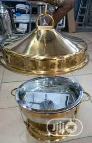Chaffing Dish Gold And Silver Hanging | Restaurant & Catering Equipment for sale in Lagos State, Lagos Island