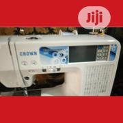 Crown Embroidery Machine | Manufacturing Equipment for sale in Lagos State, Lagos Island
