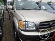 Toyota Sequoia 2003 Gold | Cars for sale in Lagos State, Surulere