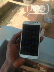 Samsung Galaxy I9500 S4 16 GB White | Mobile Phones for sale in Oyo State, Ido