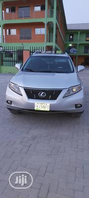 Lexus RX 2011 350 Silver   Cars for sale in Lagos State, Ajah