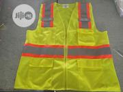Reflective Jacket With Pocket | Safety Equipment for sale in Lagos State, Lagos Island