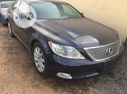 Lexus LS 2008 460 Blue | Cars for sale in Lagos State, Ikeja
