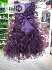 Purple Ball Dress | Children's Clothing for sale in Abuja (FCT) State, Gwarinpa