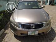 Honda Accord 2008 Gold | Cars for sale in Lagos State, Yaba