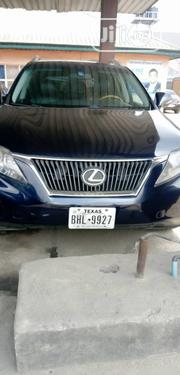 Lexus RX 2010 350 Blue | Cars for sale in Rivers State, Port-Harcourt