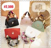 Shell Candy Bag & Round Leather Bag | Bags for sale in Lagos State, Kosofe
