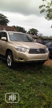 Toyota Highlander 2009 Gold | Cars for sale in Oyo State, Ibadan North West