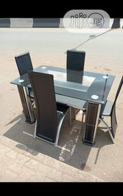 Imported by 4 Marble Dinning Table | Furniture for sale in Lagos State, Ojo