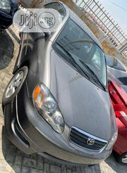 Toyota Corolla 2008 Gray | Cars for sale in Lagos State, Surulere