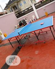 Marshal Indoor Table Tennis Board With Complete Accessories+ Extra Bat | Sports Equipment for sale in Lagos State, Surulere