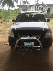 Honda CR-V 2003 2.0i ES Automatic Blue | Cars for sale in Oyo State, Oluyole